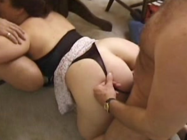 Bbw threesome black