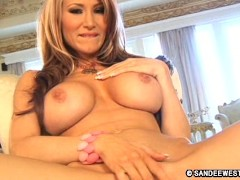 Picture Sandee Westgate Pink Dildo Anal