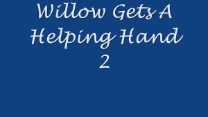 Willow Gets A Helping Hand 2