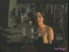 Jennifer Connelly Topless In Inventing The Abbots