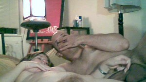 Hot Blonde Milf Gets Her Pussy Rubbed