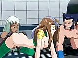 X-Men Hentai Sex