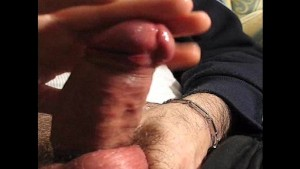 my cock in my hands