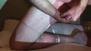mega wanking dildo anal and cumshot session
