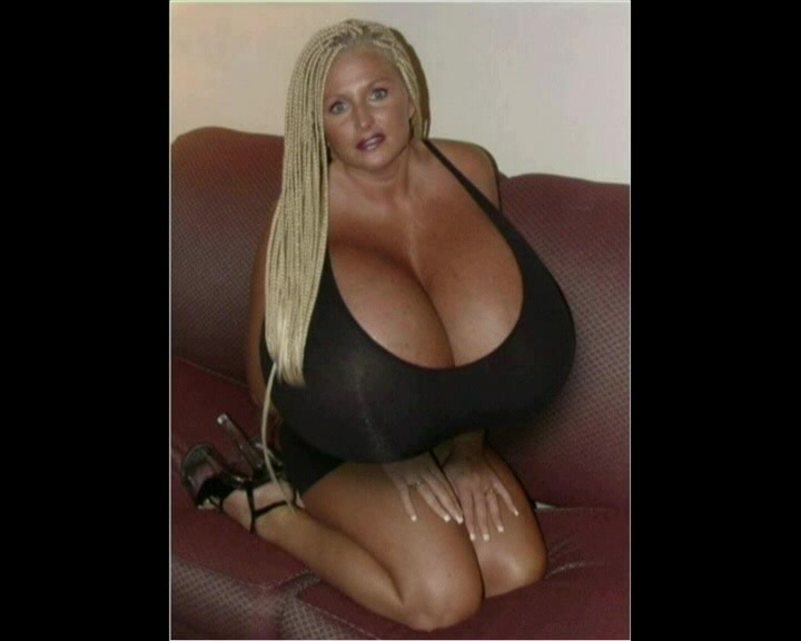 Extreme big freak boobs pics