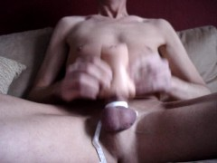 Picture Cumshot in a unreal Pussy German Boy Part 2