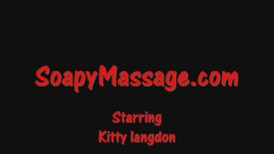 Naughty Asian Gives Soapy Massage