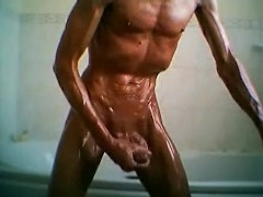 Picture Oiled wank again