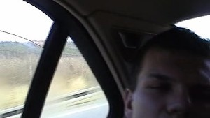 mature in car between 2 men (part 2)