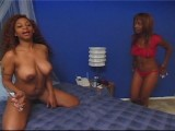 Beautiful ebony sweet baby masterbates and licks her girlfriend. Tasty clit.