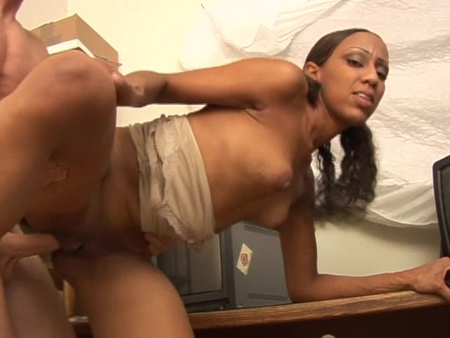 black chicks in porn Cherry Hilson.