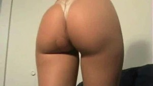 Ass licking session with pantyhose on