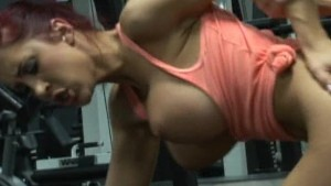 Kylee Strutt - Big Tit Workout