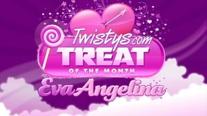 Eva Angelina loves when you watch her