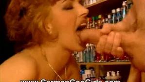 Goo Girls Sprayed with Lots of Sperm