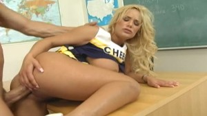 Shyla Stylez - The Hottest Cheerleader