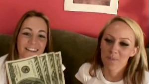 Cali & Hayley Suck Cock for $500