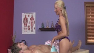 Diana Doll in Massage Parlor -