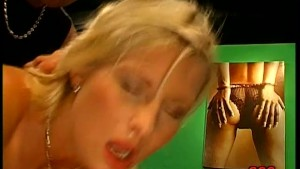 Blonde Loves a Cock in Every H