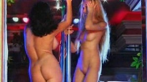 Groupsex in Streaptease Bar