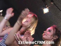 CFNM Strippers cock su... video