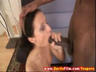 Hot Inter racial Fuck - Devils Film