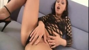Inside her tight wet pussy - Devils Film