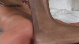 Interracial anal fun