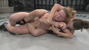 Great nude wrestling match!