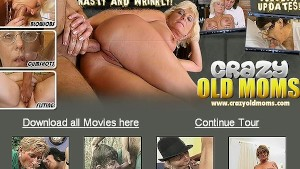 crazy old moms first anal sex