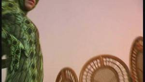 Spandex Zusanna like a green s