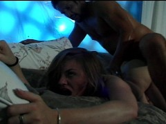 This older dude can't believe his luck getting to fuck this chick