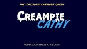 Creampie Cathy - Dildo Lesbians