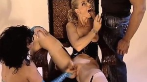 Hot Fetish-Babes in a kinky th