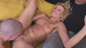 Hot MILF Banged While Hubby Watches