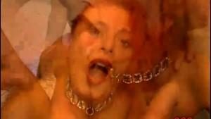 Hot redhead eats my cock