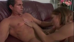 Peter North - Tight pussy fuck