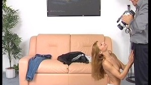 redhead strips for cameraman t
