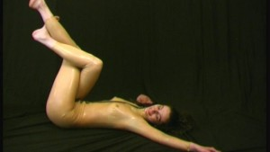 Flexible Penelope in transparent latex