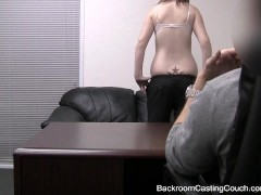 Homely Girl Assfucked 4