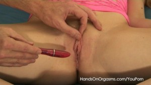 clitoral Orgasm stimulation without