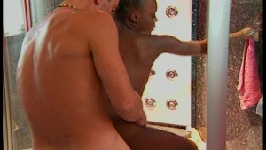 Meka's fantasy is to have peeping Tom make love to her  (CLIP)