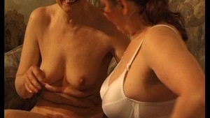 Mature ladies playing