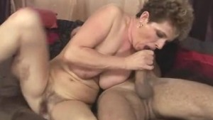 Mature sex training