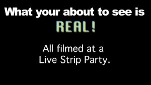 Girlfriends party and fuck the male strippers