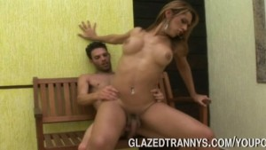 Tranny Banged And Facialised