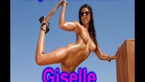Stripper Giselle porn audition