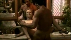 Sexy Couple Fucking in the Resroom