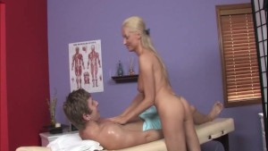 "Diana Doll in ""Premium Massage"""