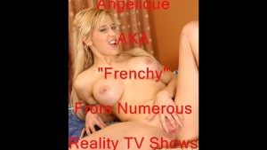 Frenchy Angelique Morgan celebrity sex tape